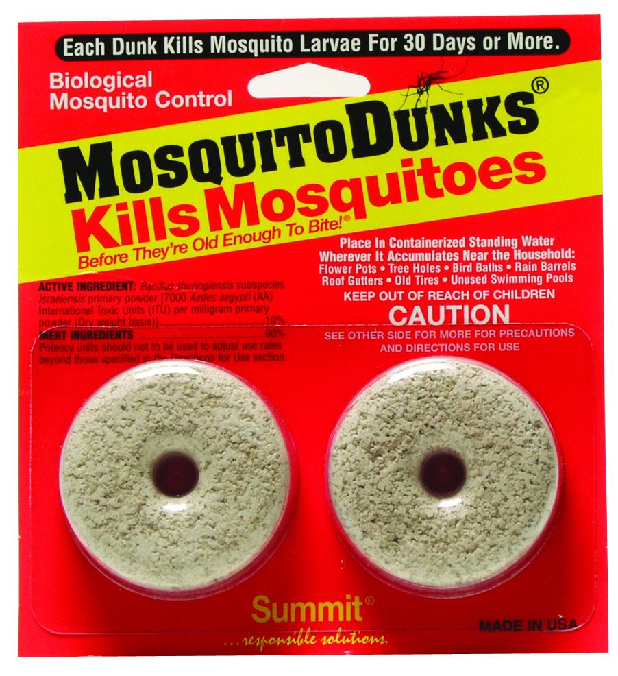 6 лучших репеллентов от комаров в саду