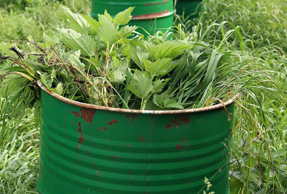 Простой способ приготовления лучшего органического удобрения