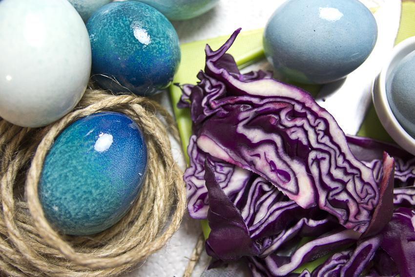 Как покрасить яйца на Пасху красиво - 12 оригинальных способов